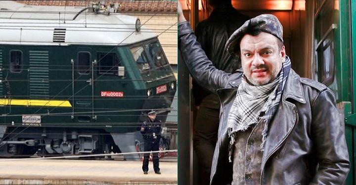 Личный поезд Филиппа Киркорова