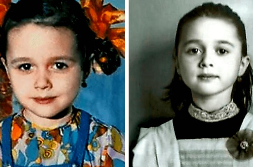 Наша любимая Анастасия Заворотнюк: какой она была в детстве