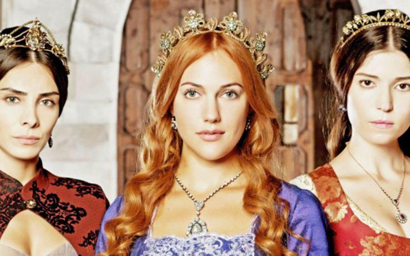 Как сегодня выглядят красавицы-героини сериала «Великолепный век»