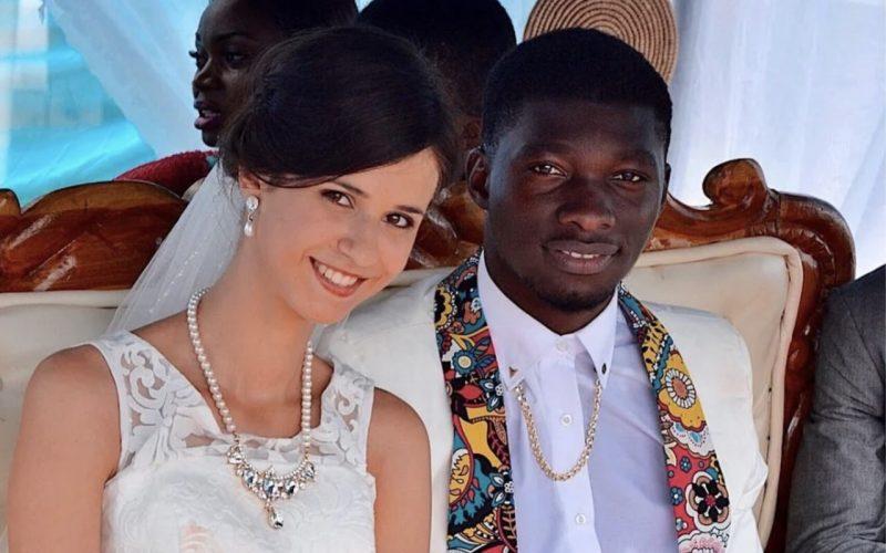 Как выглядит ребенок от обычной россиянки и нигерийского принца