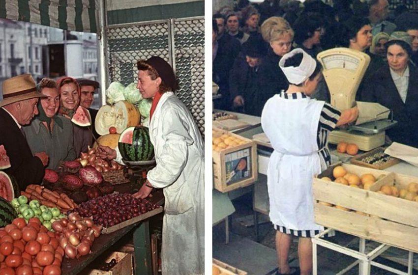 По следам детства: какими были советские магазины (фотоподборка)
