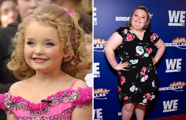 Королевы детских конкурсов красоты: как они сейчас выглядят?
