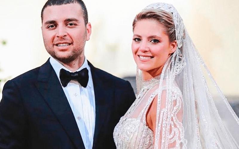 Невероятное платье невесты всех сразило. Журналисты назвали торжество «свадьбой века»
