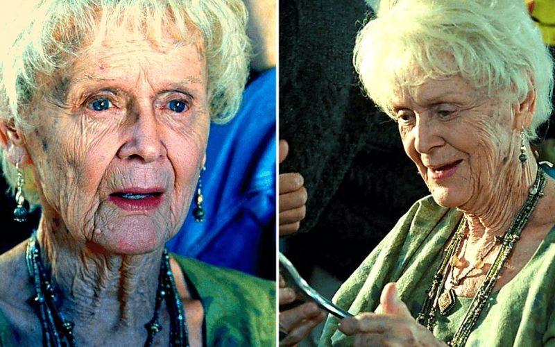 Какой была в молодости актриса, сыгравшая старенькую Роуз в известном фильме «Титаник»
