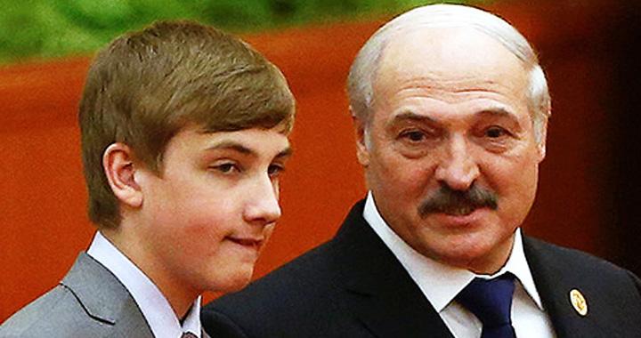 «Настоящий принц»: пользователи в восторге от подросшего сына Лукашенко