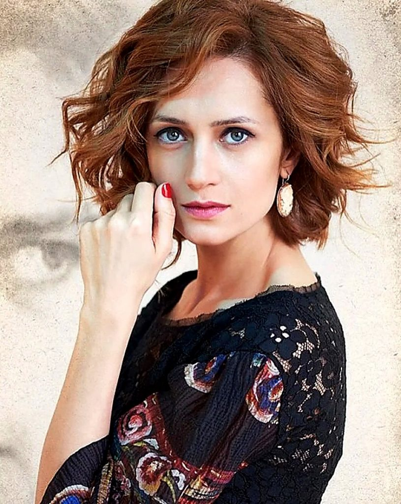 Российские актрисы фото фотосессии