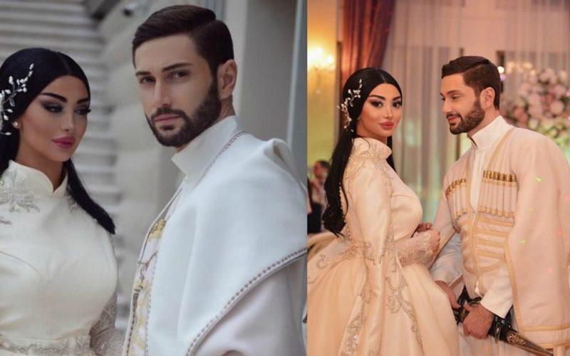 Посмотрите, как выглядит новорожденная дочь самой красивой грузинской пары: она просто чудо!