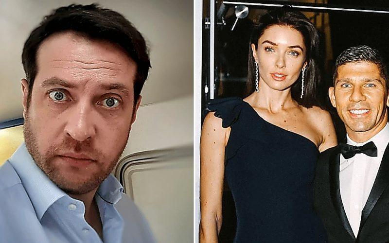 Кирилл Сафонов не приходит в себя после свадьбы своей 25-летней дочери и 46-летнего миллионера