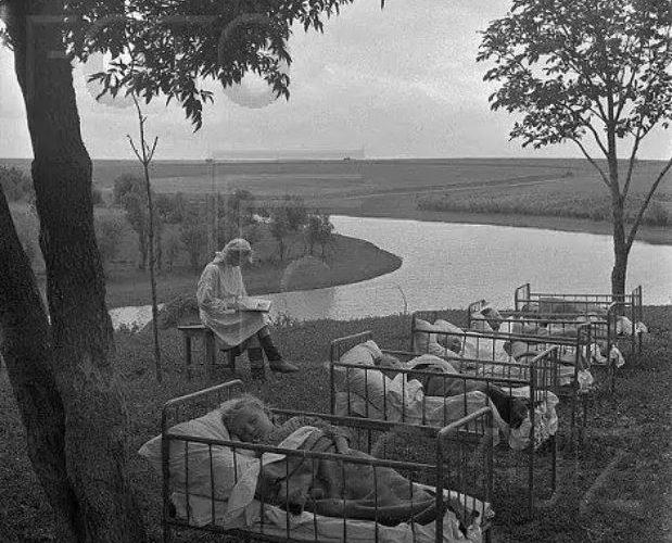 Интересная подборка фото: вот какими были советские ясли и садики