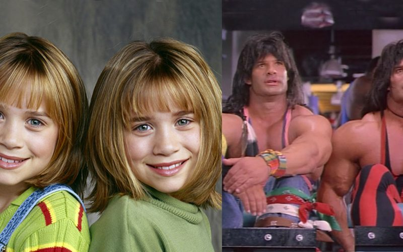Тогда и сейчас: что стало с самыми известными близнецами