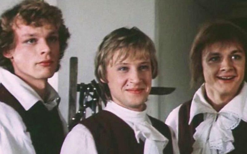 «Гардемарины, вперед!»: как выглядят актеры спустя 31 год
