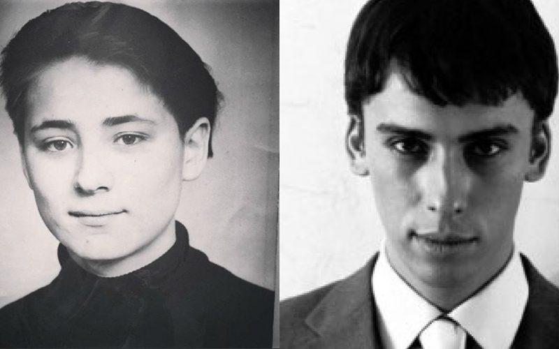 Звезды тоже были детьми: архивные фотографии знаменитостей со времен школы