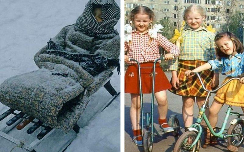 Назад в СССР: атмосферные фотографии из нашего детства