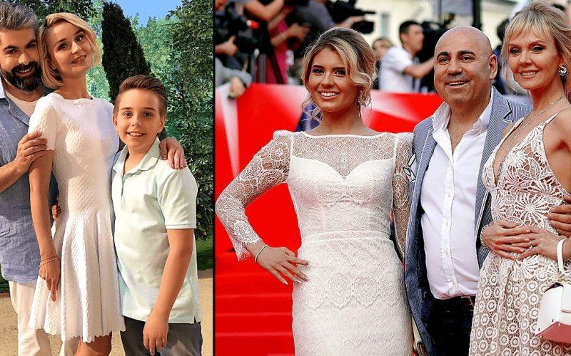 7 звездных пап, которые любят детей жены как своих родных
