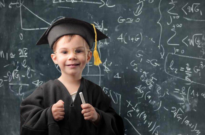 Маленький вундеркинд: мальчик, который получит диплом в 9 лет