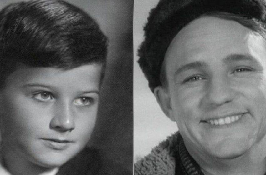 Интересная подборка фото: вот как выглядели легендарные актеры и актрисы советского кино в школьные годы