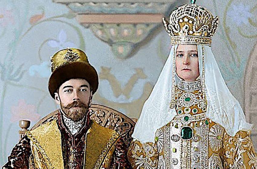 Последний бал в Зимнем Дворце,организованный семьей Романовых: редкие снимки
