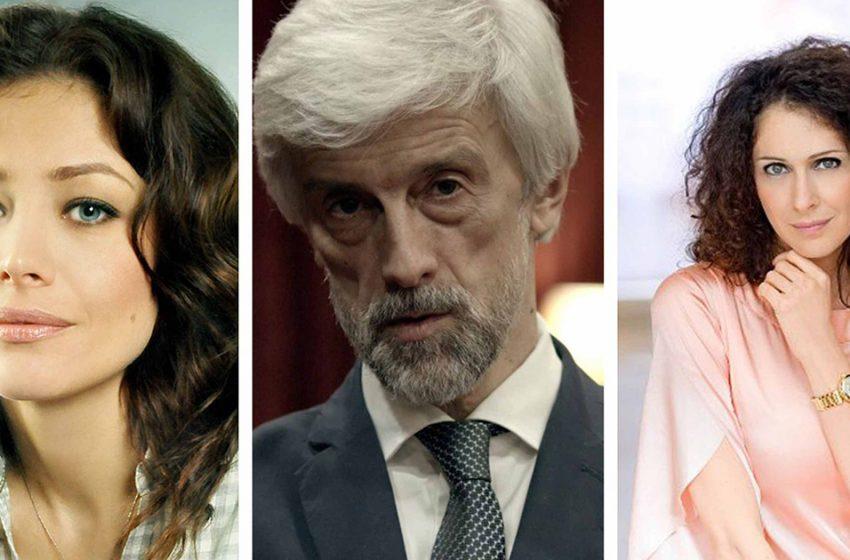 Любовный треугольник: Екатерина Волкова, Эдуард Бояков и Ксения Раппопорт