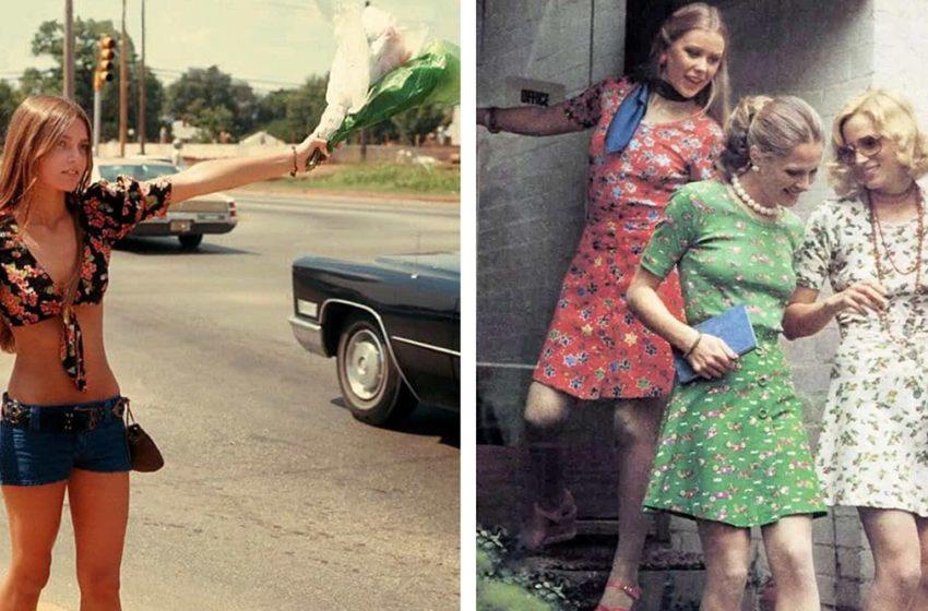 Стиль и красота: архивные снимки, доказывающие, что раньше одевались намного лучше