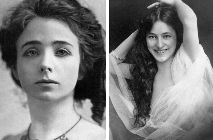 Красивая подборка фото: женщины, которые были эталонами красоты в начале XX века