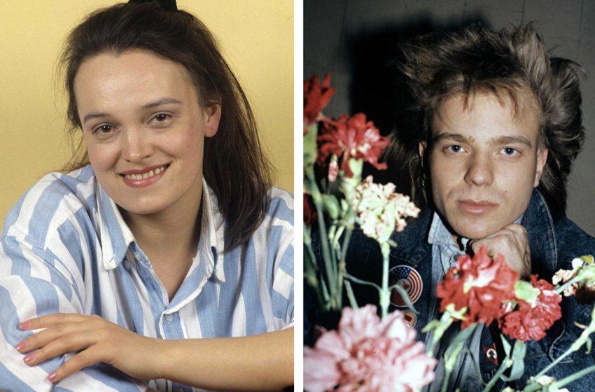 Интересная подборка: фотографии российских звезд на заре их карьеры