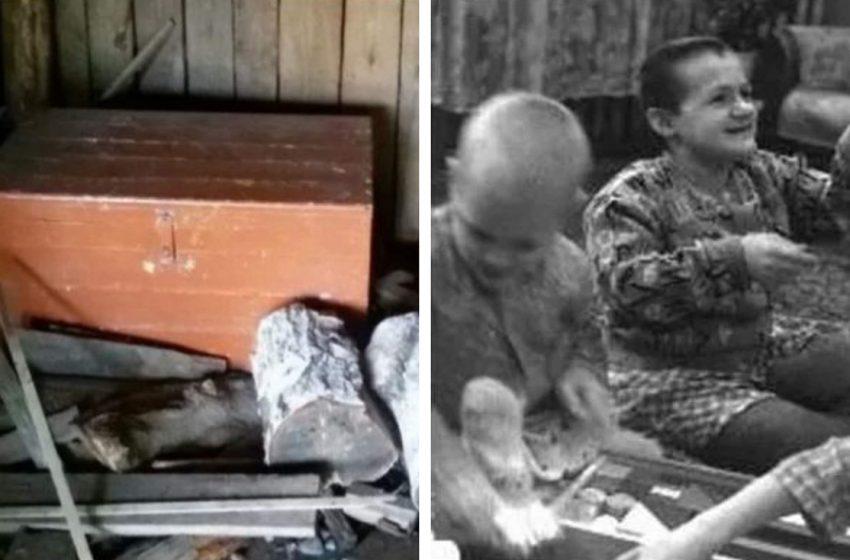 30 лет спустя: что стало с девочкой, которая 12 лет прожила в сундуке?