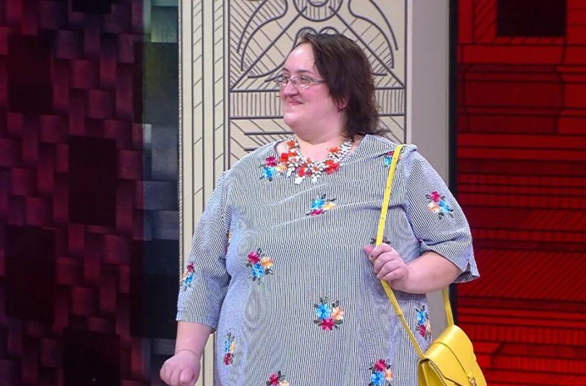 Преображение на «Модном приговоре» 39-летней женщины 72 размера, которая собирается замуж