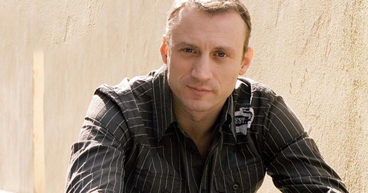 Александр белый актер муж марины голуб фото