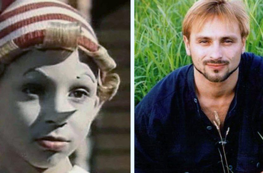 Какими были и какими стали: актёры из фильма «Приключения Буратино»
