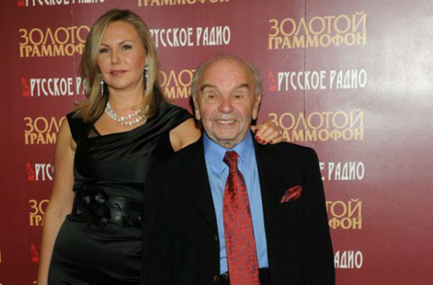 Как живёт молодая супруга Владимира Шаинского без него