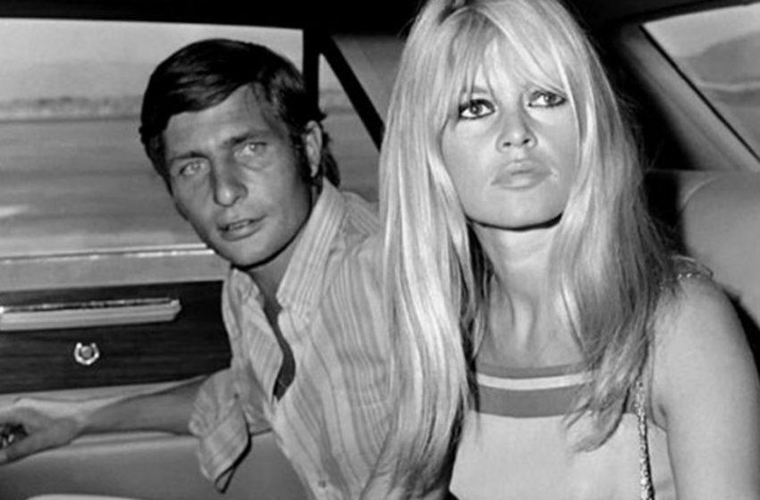 Назад в 60-е. История прекрасной пары Брижит Бардо и Гюнтера Сакса