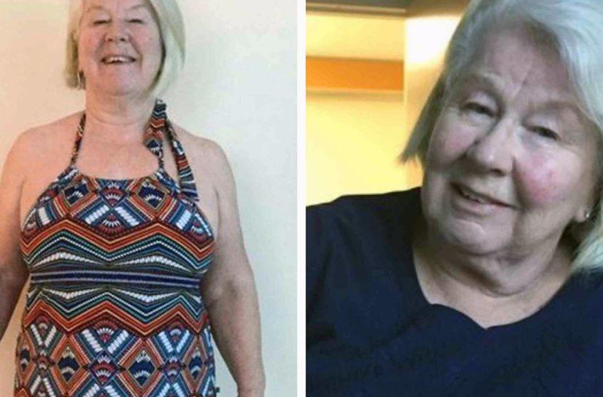 В здоровом теле – здоровый дух. История Джоан Макдональд, которая в 73 года сбросила больше 30 кг