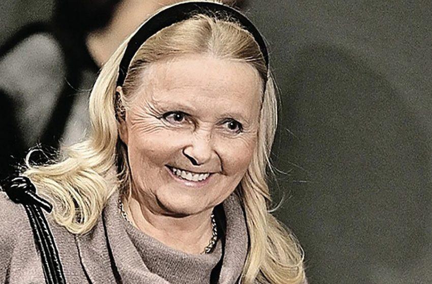 Людмиле Крыловой – 81! Как сегодня живёт бывшая жена Олега Табакова?