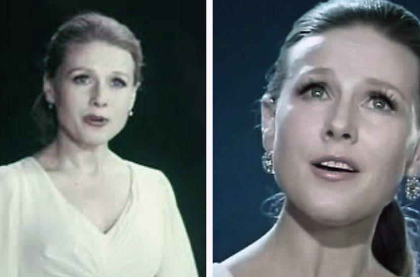 Мария Пахоменко: Успех и забвение советской певицы