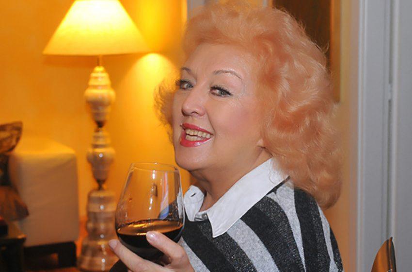 Радмила Караклаич: Как выглядит и чем занимается певица в свои 80