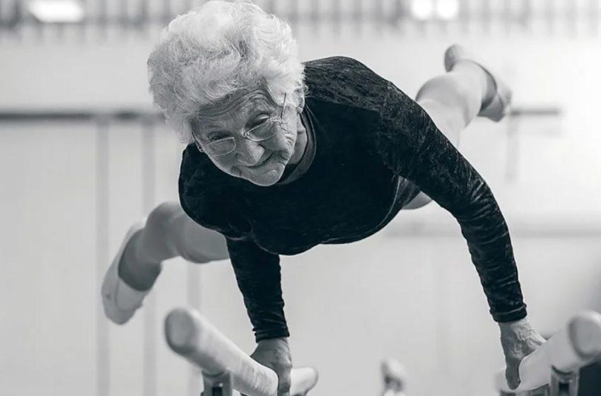 Йоханна Кваас – 95-летняя рекордсменка, в чем секрет бабушки
