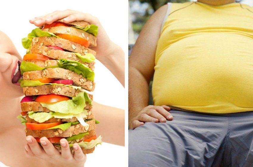Самые полные люди. Факты об ожирении