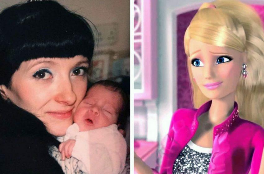 Как сейчас выглядит и живёт «самая старшая Барби» Рэйчел Эванс?