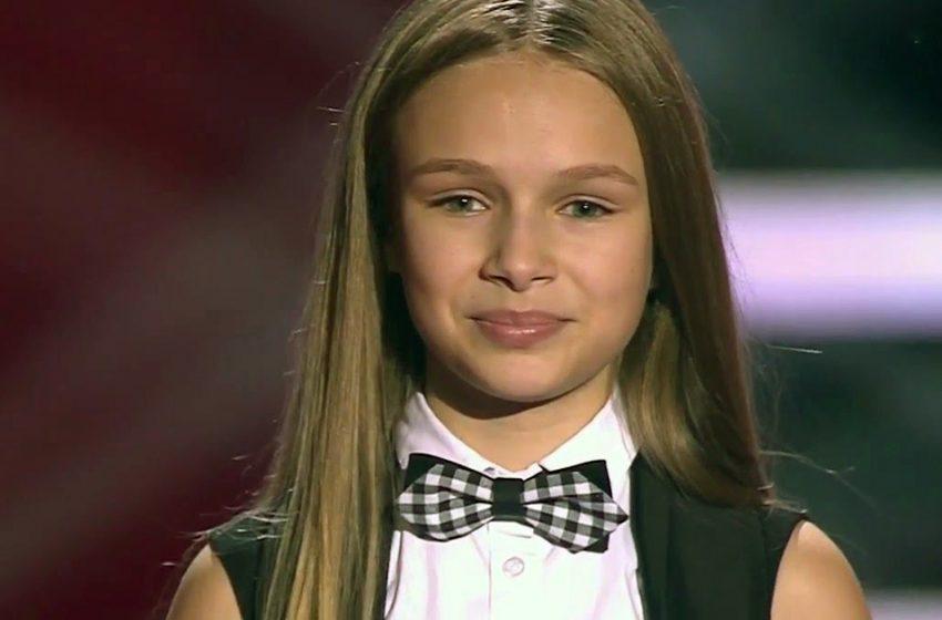 «Еве Тимуш уже 17»: как сегодня выглядит участница шоу «Голос. Дети»