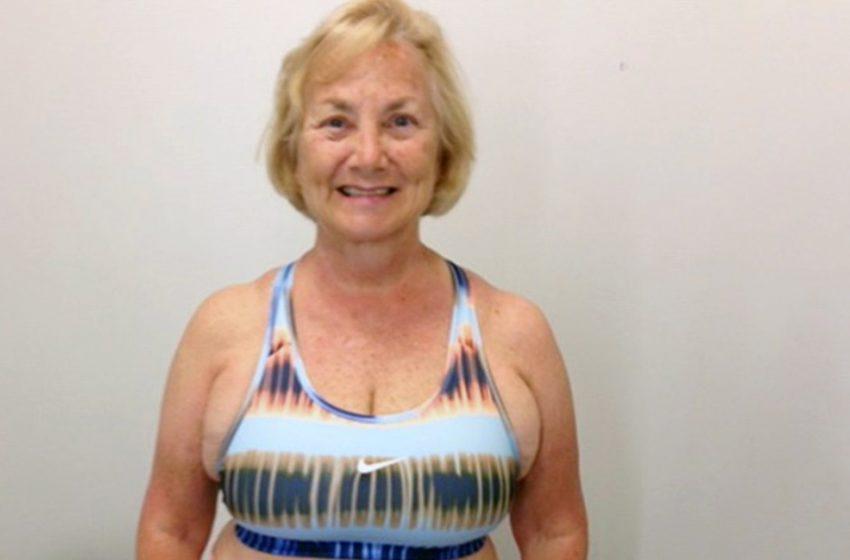 71-летняя женщина сбросила 28 килограммов за 6 месяцев и раскрыла секрет похудения