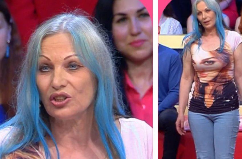 60-летняя героиня на «Модном приговоре» после преображения стала выглядеть лучше своей дочери