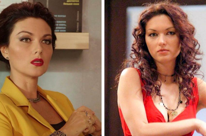 Секретарша Вика из «Не родись красивой» 14 лет спустя. Как изменилась актриса Юлия Такшина