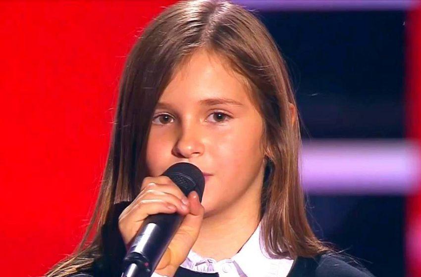 «Стала ещё прекраснее!»: как сегодня выглядит Мария Панюкова — юная звезда шоу-проекта «Голос. Дети»