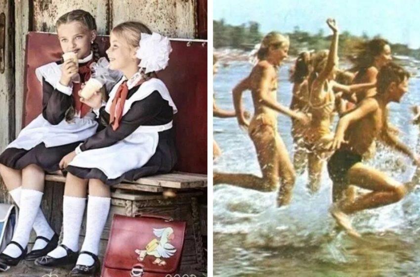 Советское детство. Фотографии, которые напомнят вам о жизни детей в СССР