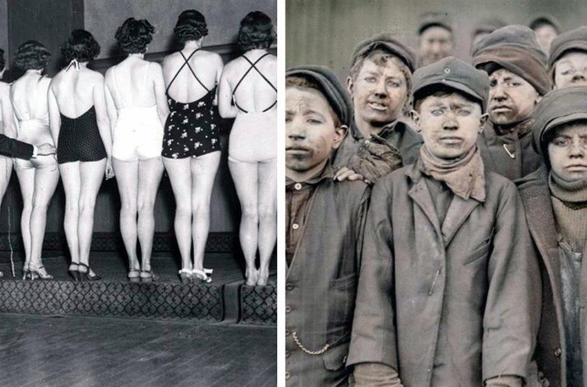 10 редких исторических фотографий, которые изменят ваш взгляд на происходящее в мире