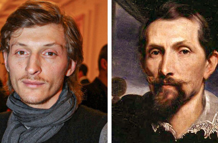 «Вот это сходство»: двойники российских знаменитостей из прошлых веков, которые изображены на известных картинах