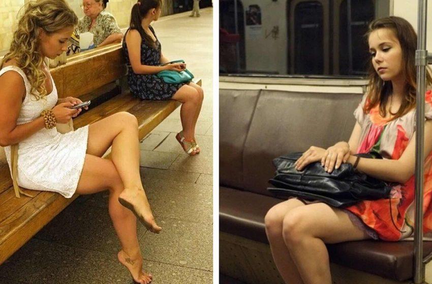 «Популярный тренд дошел и до нас!»: Почему всё больше и больше босых людей появляется в метро, ресторанах и парках