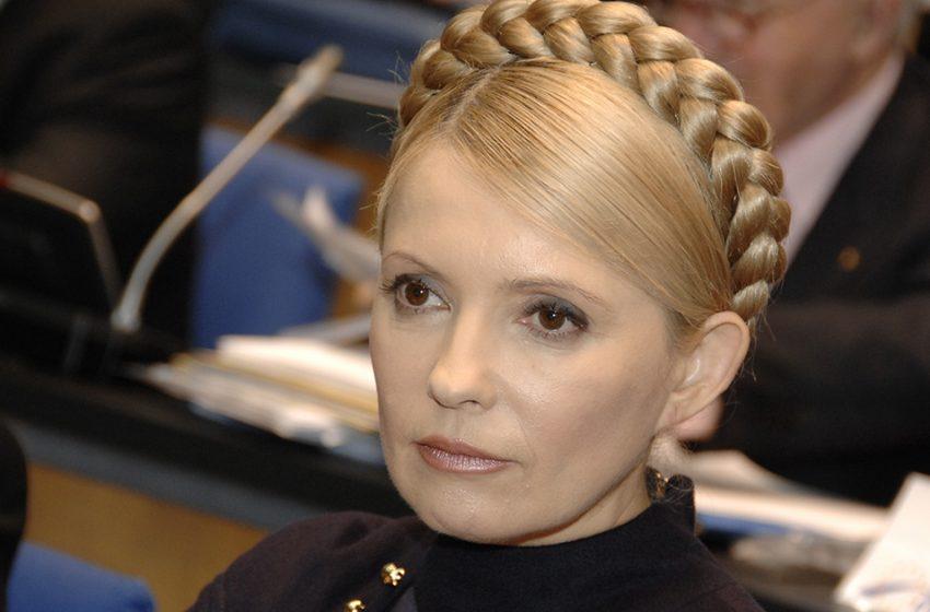 «Венера Милосская отдыхает в сторонке»: в Сети активно обсуждается архивный снимок Юлии Тимошенко