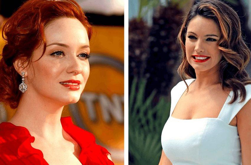 «Идеальные!»: известные красавицы, фигурой которых восхищаются миллионы мужчин