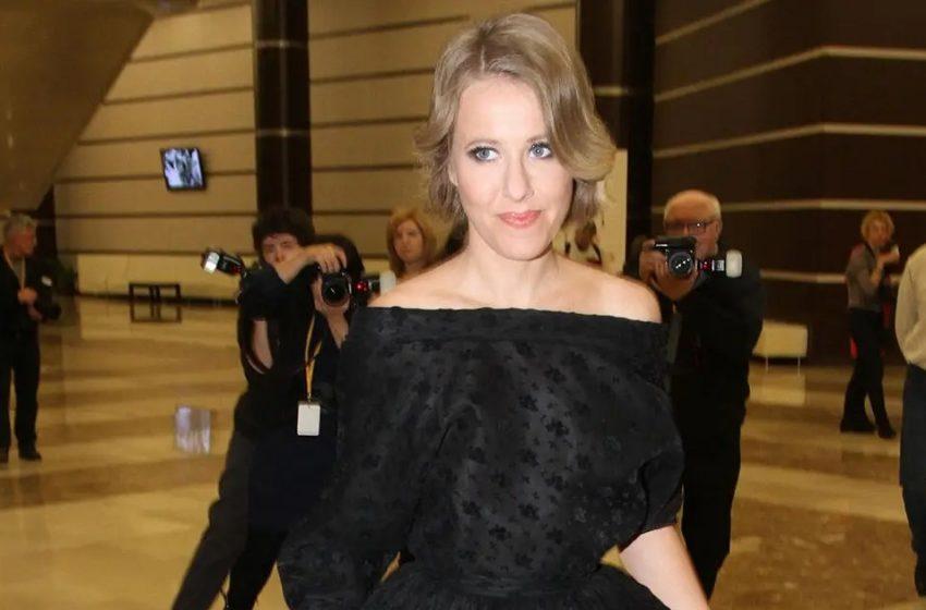 «Нельзя носить такие длинные пиджаки»: новое фото Ксении Собчак в соцсетях было раскритиковано поклонниками